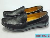 Black Best Quality Loafer Shoes