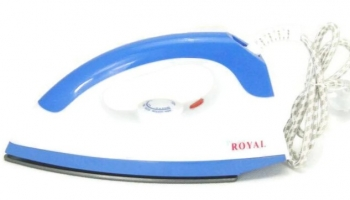 ROYAL DELUXE DRY IRON LIGHT WEIGHT