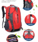 Travel Waterproof Backpack Outdoors Hiking Camping Pack Gym
