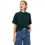 Oversized Cut Off T Shirt Girl
