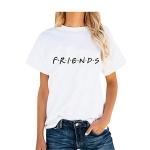 Hot sale Teen Girl Funny T Shirts Women Cute Tops Tee