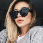 Eyewear Women Cat eye Sunglasses