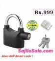 Smart Alarm Lock